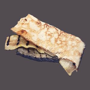 Pizza Melanzane e Zucchine